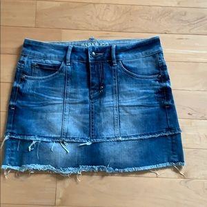 NWOT Parasuco Denim Skirt